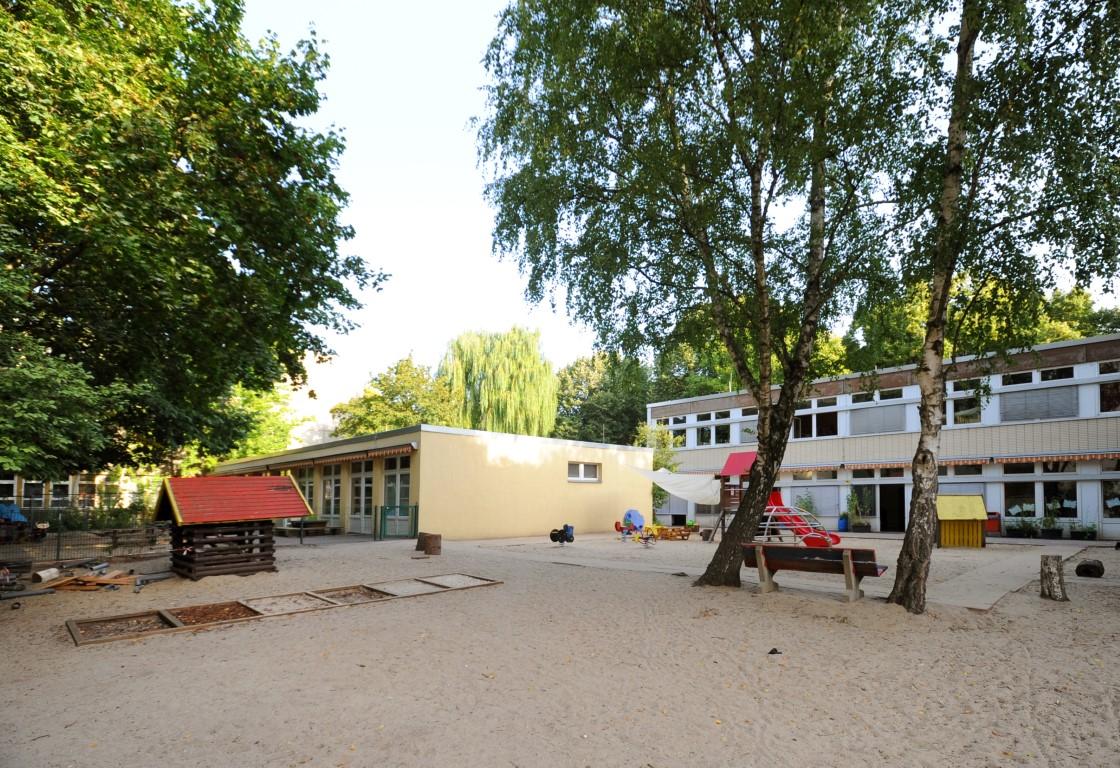 Kita Lingulino, Solmsstraße 1, 10961 Berlin