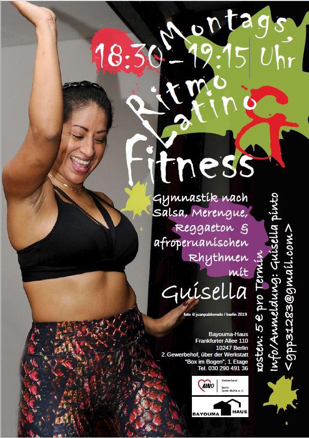 ritmo latino und fitness